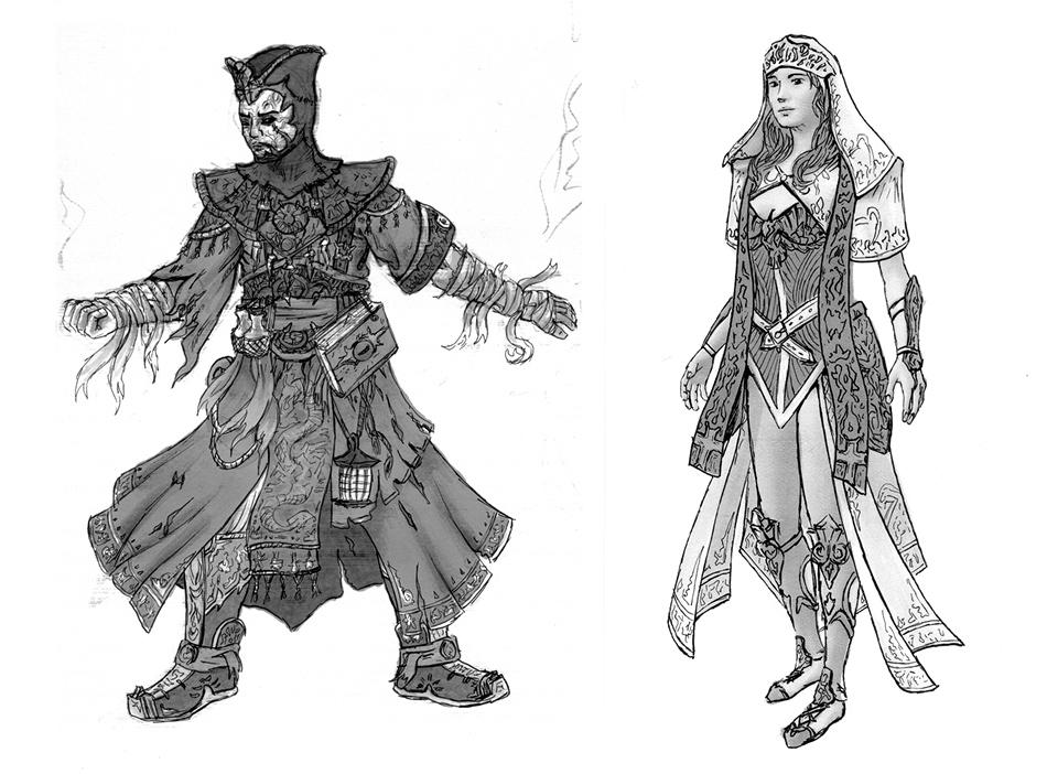 Character Design Concept Tutorial : Arnoschmitz